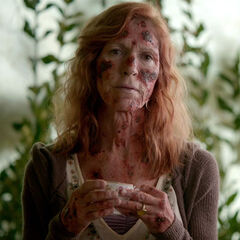 <b>Scabbed Woman</b> by <a href=