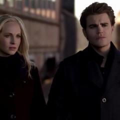 Caroline and Enzo | The Vampire Diaries Wiki | FANDOM