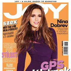 Joy — Mar 2017, Hungary, Nina Dobrev