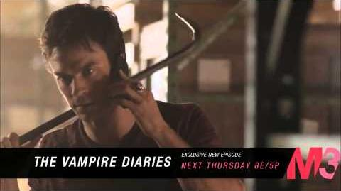 The Vampire Diaries 5x06 Canadian Promo - Handle with Care HD
