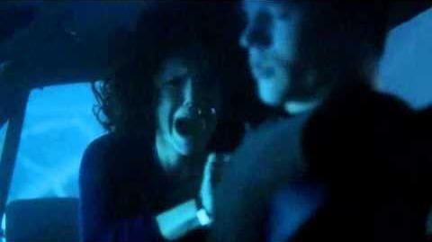 "The Vampire Diaries Elena drowns, Stefan saves Matt-""The Departed""-(3X22)"