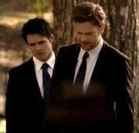 Alaric and Jeremy