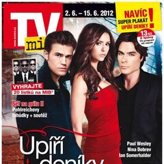 TV Mini — Jun 2, 2012, Czech Republic