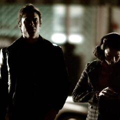 Maggie und Damon 1960