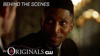 The Originals Favorite Scenes Charles Michael Davis & Yusef Gatewood The CW