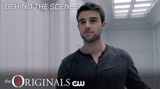 The Originals Memories Yusef Gatewood, Nathaniel Buzolic, & Danielle Rose Russell The CW