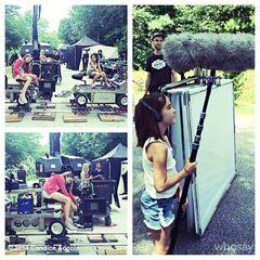 behind the scenes 6x01