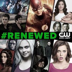 The CW' Renewed for 2016-2017