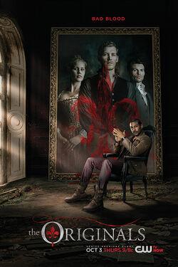 Poster promotional The Originals