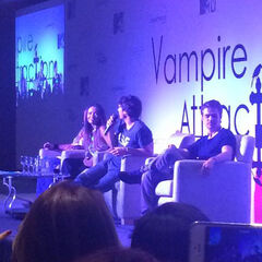 Kat Graham, Ian Somerhalder, Paul Wesley
