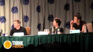 The Vampire Diaries Panel at DragonCon 2012 Part 2