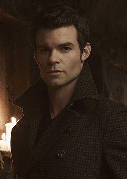 Elijah Mikaelson 3
