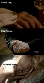 The Original's Family Ring