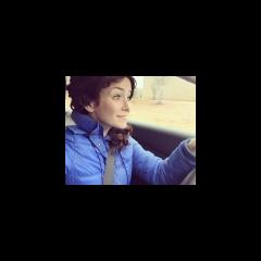 Mama Salvatore driving