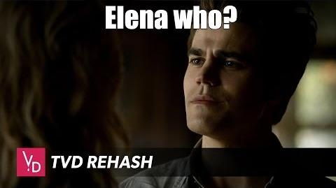 The Vampire Diaries - Rehash The Cell