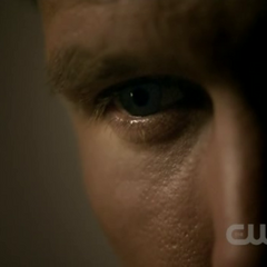 Klaus (in Alaric's body) compelling Katherine