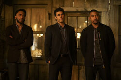 5x07 God's Gonna Trouble the Water-Vincent-Josh-Marcel