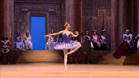 "Svetlana Zakharova ""Pharao's Daughter"" Variation (2nd Act)"