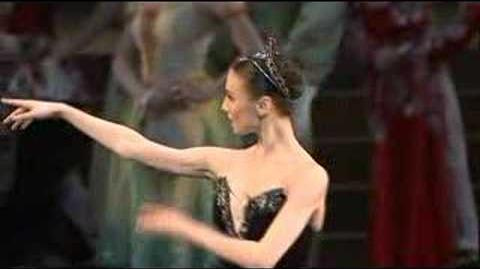 Svetlana Zakharova and Roberto Bolle@Swan Lake