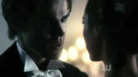 The Vampire Diaries - 2x04 Memory Lane - Stefan Declares His Love For Katherine In 1864