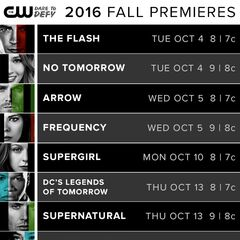 The CW' Fall 2016 Premieres