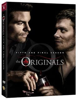 TheOriginals S5 DVD