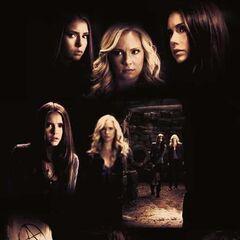 Caroline bringt Elena zur Gruft.