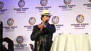 Ian Somerhalder at Wizard World Raleigh 1