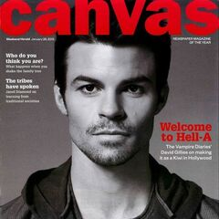 Canvas — Jan 26, 2013, United States, Daniel Gillies