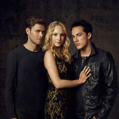 Klaus/Caroline/Tyler