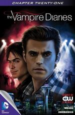 TVD Comic Twenty-One