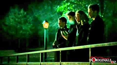 The Originals 3x17 Finns Funeral