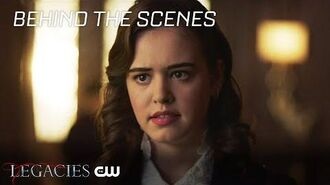 Legacies Inside I'll Tell You A Story The CW