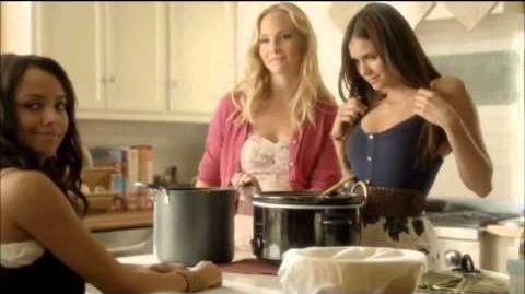 The Vampire Diaries BLOOPERS OUTTAKES Season 3 OFFICIAL