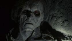 Desiccated vampire
