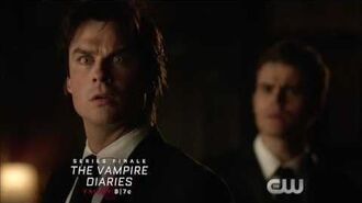 The Vampire Diaries 8x16 ''Forever Yours'' Trailer