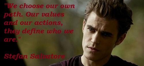 Stefan Salvatore Quotes 4
