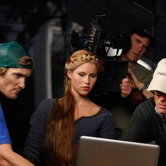 Rebekah - Behind the scenes 2