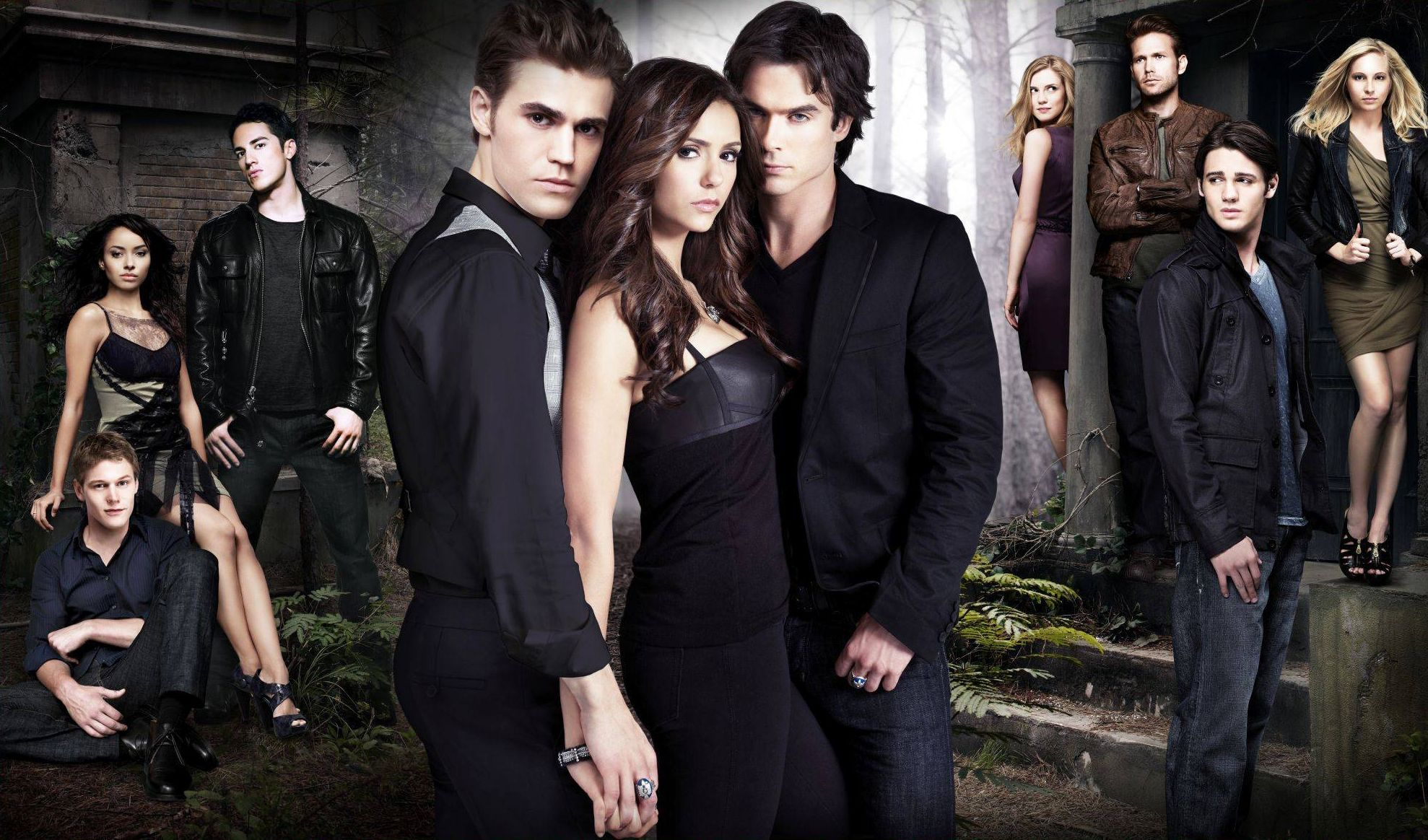 The Vampire Diaries: the actors of one of the best occult TV series of our time 35