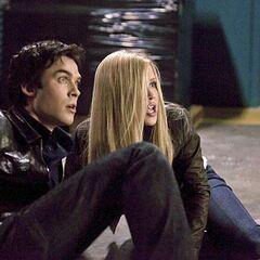 Rebekka en Damon hook up