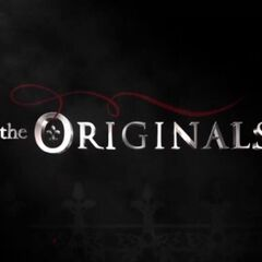 The Originals Title Logo