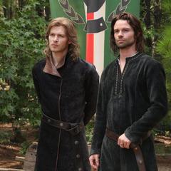 Klaus und Elijah, 1114