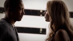 Rebekah and Marcel TO 1x02