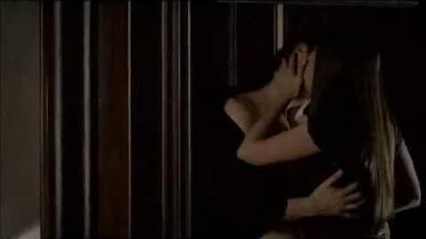 4x07 Damon & Elena dancing, kiss, make-out & sex (without Caroline and Stefan)