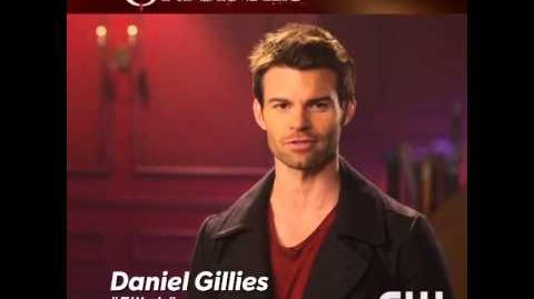The Originals returns in just 4 days - Daniel Gillies