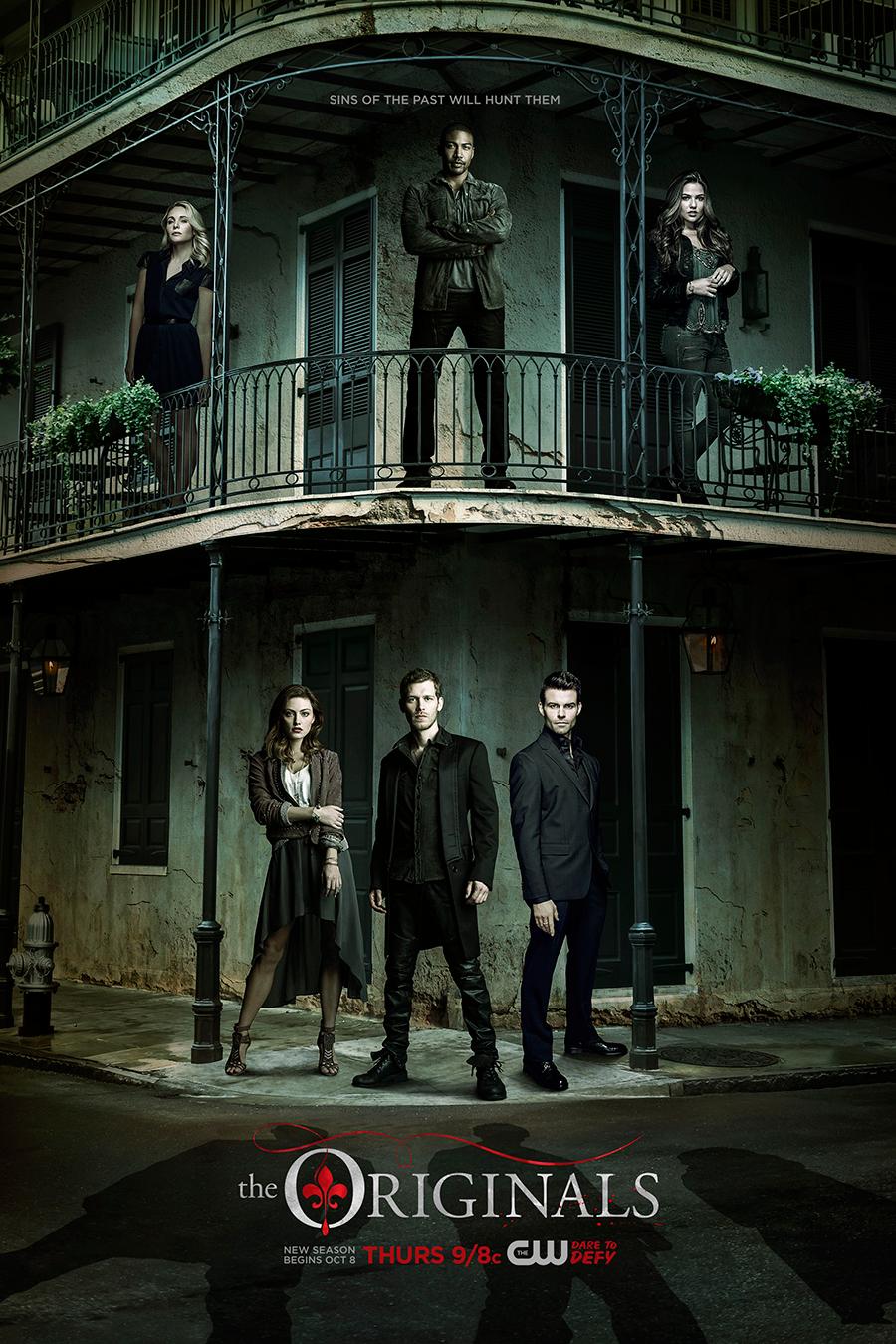 Temporada Tres The Originals Wiki Vampirediaries Fandom