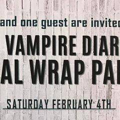 ©Brandi Lindsey TVD Wrap Party February 4, 2017