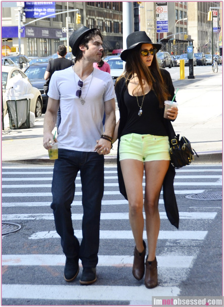Nina dobrev and ian somerhalder dating wiki