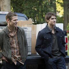 Matt und Jeremy