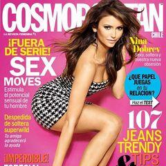 Cosmopolitan — Oct 2013, Chile, Nina Dobrev